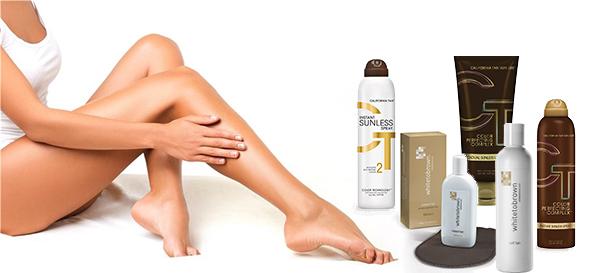 Твердое масло-автозагар Floresan Body Butter и другая косметика для моментального загара