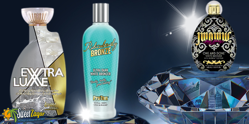 Крема для солярия от Sun Luxe и других брендов