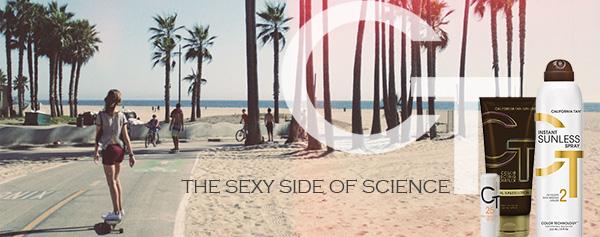 Люксовая косметика для загара из солнечной Калифорнии