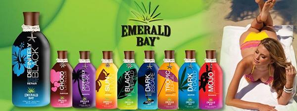 Emerald Bay - в составе: масла оливы, ши, конопли, виноградных косточек и карите, агавы