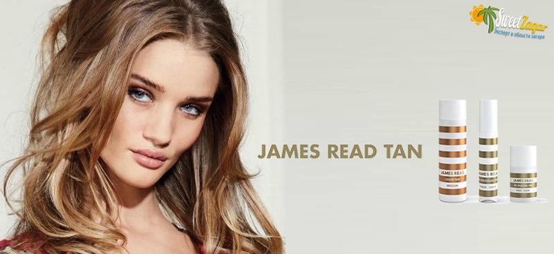 Голливудский загар от James Read