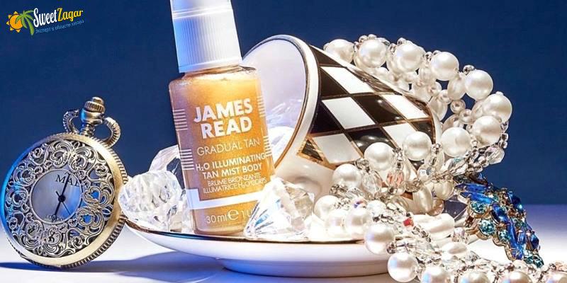 Спреи-автозагары James Read