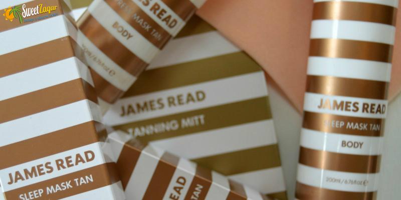 Моментальный загар от James Read