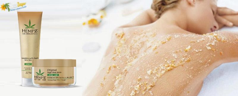 Очищаем нормальную кожу с помощью скрабов