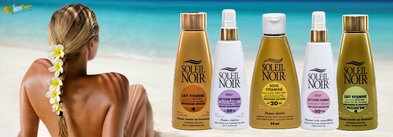 Косметика Soleil Noir - кладезь полезных веществ