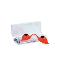 Очки для солярия в индивидуальной упаковке