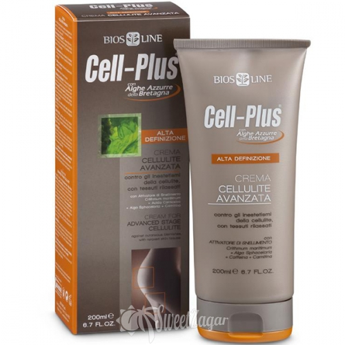 Cell-Plus Cream for Advanced Stage Cellulite