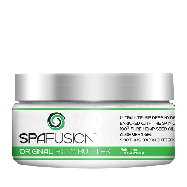 Spa Fusion Original Herbal Body Butter