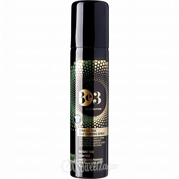 Miracle Skin Self Tanning Spray