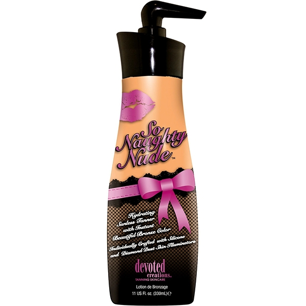 So Naughty Nude Self Tanning Moisturizer