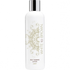 WhiteToBrown Self Tan Lotion Light