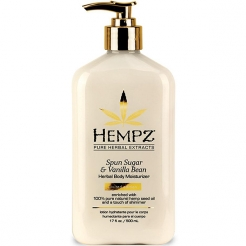 Hempz Spun Sugar and Vanilla Bean Herbal Body Moisturizer