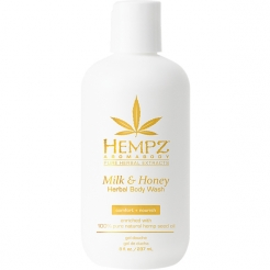 Hempz Milk and Honey Herbal Body Wash