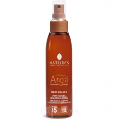 Arga Invisible Spray Solar Oil SPF 15