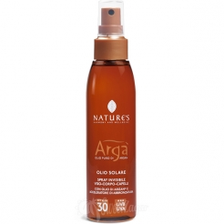 Arga Invisible Spray Solar Oil SPF 30