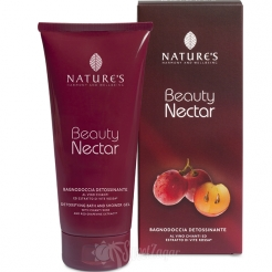 Beauty Nectar Detoxifying Bath and Shower Gel