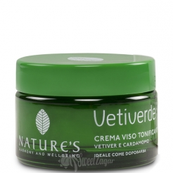 Vetiverde Toning Face Cream