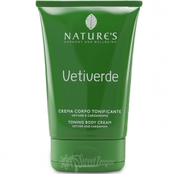 Vetiverde Toning Body Cream