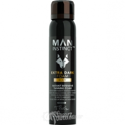 Man Instinct Extra Dark Foam