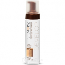St. Moriz 5 IN 1 Tanning Mousse Medium