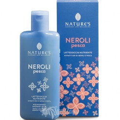 Neroli Pesca Nourishing Shower Milk