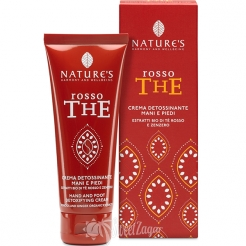 Rosso The Detox Hand and Foot Cream