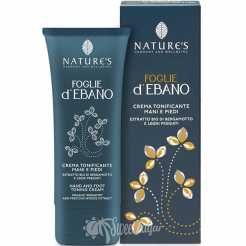 Foglie d'Ebano Tonifying Hand and Foot Cream
