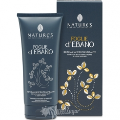 Foglie d'Ebano Tonifying Shower Gel-Shampoo