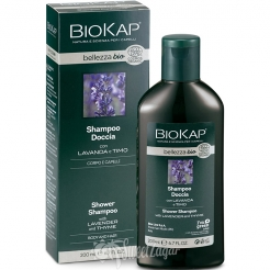 BioKap Shower Shampoo Organic Certified