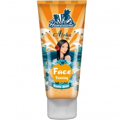 Face Tanning Exotic Melon