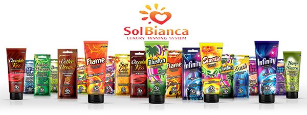 SolBianca - хороший пример успешной российской косметики