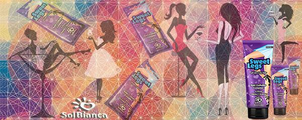 Sweet Legs от Сол Бьянка - девчачий секрет заголерых ножек :)