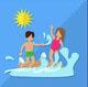 Косметика SPF для детей