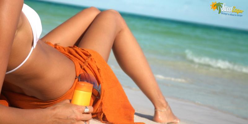 Купить солнцезащитный SPF-крем