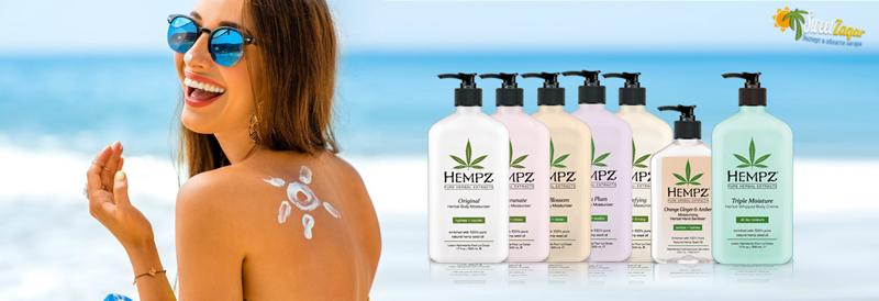 Hempz - отличное увлажнение