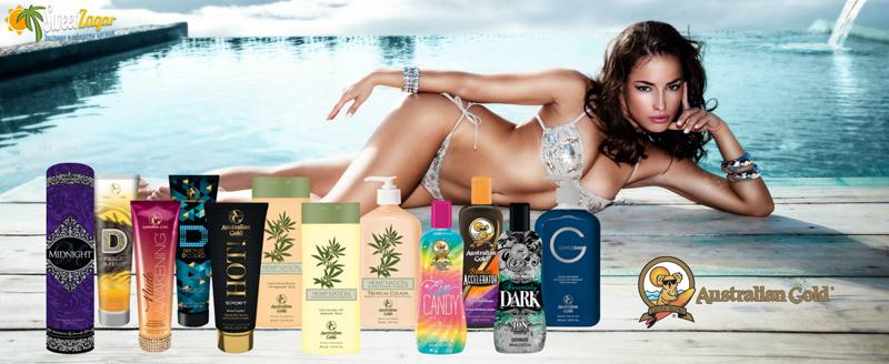 Косметика для солярия с официального сайта Soleo и других брендов